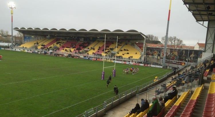 Stade gilbert brutus jdg sport - Piscine gilbert brutus perpignan ...